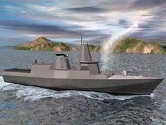 Австралия начала строительство эсминцев