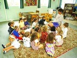 Все больше детей идут в круглосуточные детсады
