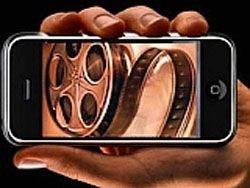 Снят первый фильм для iPhone