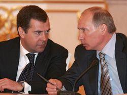 Россияне готовы жить с тандемом после 2012 года