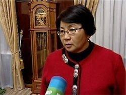 Отунбаева подтвердила отставку Бакиева