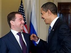 Обама заработал в 2009 году в 50 раз больше Медведева