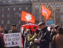 В Киеве предложили восстановить памятник Сталину