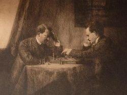 Рисунок с Гитлером и Лениным выставлен на продажу