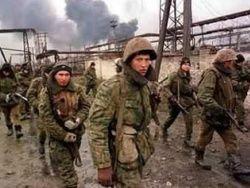 Разведчики в Чечне погибли не от рук боевиков