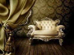 Мебель для Минобороны: оливковое дерево и кожа буйвола