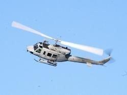 При крушении военного вертолета погибли четверо