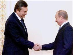 Украина вымолила у России низкие цены на газ