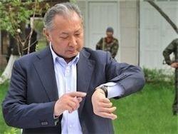 Семья Бакиева вывезла из Киргизии около $200 млн