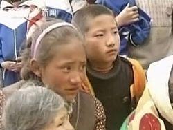 Землетрясение в Китае: погибших уже больше 1300