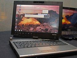 Toshiba официально представила ноутбук-трансформер