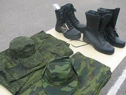 Минобороны: Армию РФ переоденут за три года