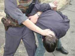 "Фанаты \""Спартака\""  избили палками наряд милиции"
