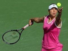 Вера Звонарева вышла в финал турнира WTA в США