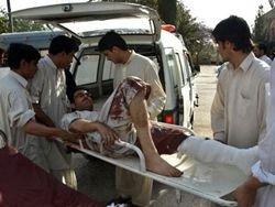 Террорист-смертник взорвался в Пакистане: 7 жертв