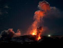 Ученые: вулкан Исландии не успокоится 60 лет