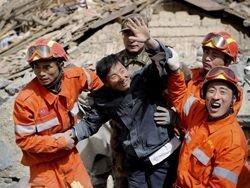 Землетрясение в Китае унесло жизни более 1700 человек
