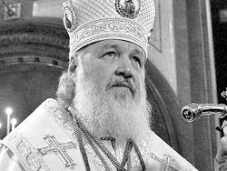 Патриарх: храмы не гарантируют спасение людей