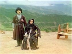 Европу когда-то заселили выходцы с Кавказа
