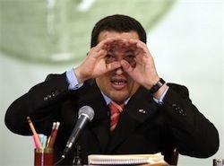 """Чавес \""""с нетерпением ожидает\"""" встречи с Лужковым"""