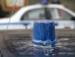 По Москве проехала автоколонна с синими ведерками