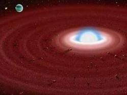 Астрономы нашли следы жизни вокруг белых карликов