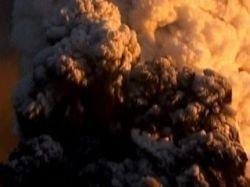 Облако вулканического пепла достигнет Южной Кореи