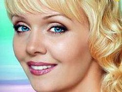Новость на Newsland: На день рождения Валерия получила в подарок голубой бриллиант