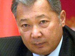Курманбек Бакиев покинул Казахстан