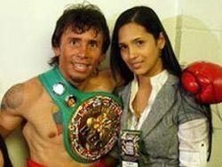 Чемпион по боксу убил свою жену