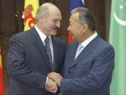 Еврогнездо для Бакиева или вход в Азию для Беларуси?