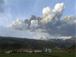 Исландский вулкан будет извергаться 60 лет