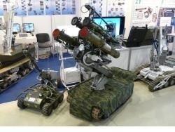 МГТУ им. Н.Э.Баумана представит боевых роботов
