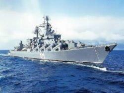Завтра в Севастополь зайдет боевой корабль США
