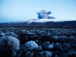 Примгидромет: Ажиотаж вокруг вулкана безоснователен