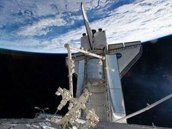 """НАСА попробует посадить шаттл \""""Дискавери\"""""""