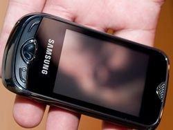 Samsung представила недорогой S3370 с тачскрином