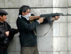 Число погибших под Бишкеком достигло пяти человек