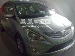 Новый Hyundai Accent рассекретили