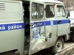 В Саратове пьяный мужчина угнал милицейский УАЗ