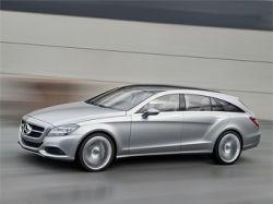 Mercedes-Benz представил прототип спортивного универсала