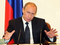Путин: Пенсии россиян вырастут на 45%