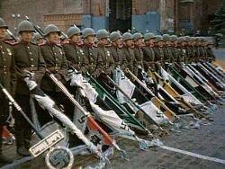 Молдавия отказалась от Парада Победы в Москве
