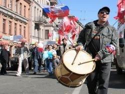 Националистов зачищают ко Дню победы?