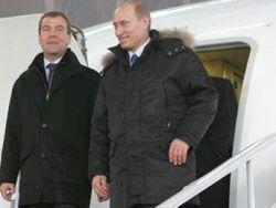 Путин и Медведев как пример национального бесстрашия