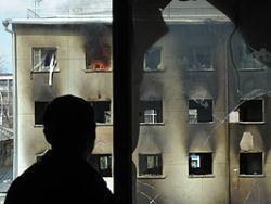 Бишкек разрешил жечь погромщиков напалмом