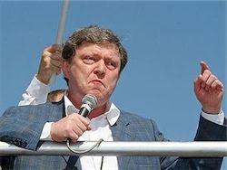 """Явлинский: \""""Социальные протесты не опасны властей\"""""""