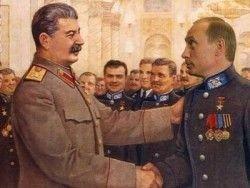 Сталин как анти-Путин