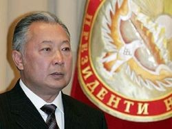 Киргизия требует от Белоруссии выдачи Бакиева