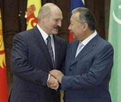 Лукашенко о положении Бакиева и Киргизии